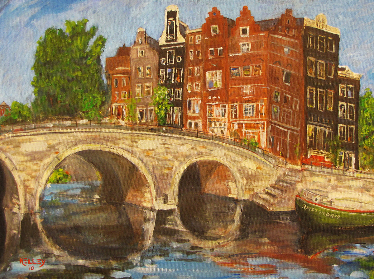 02-Charles-David-Kelley-The-Emperor's-Canal-Bridge