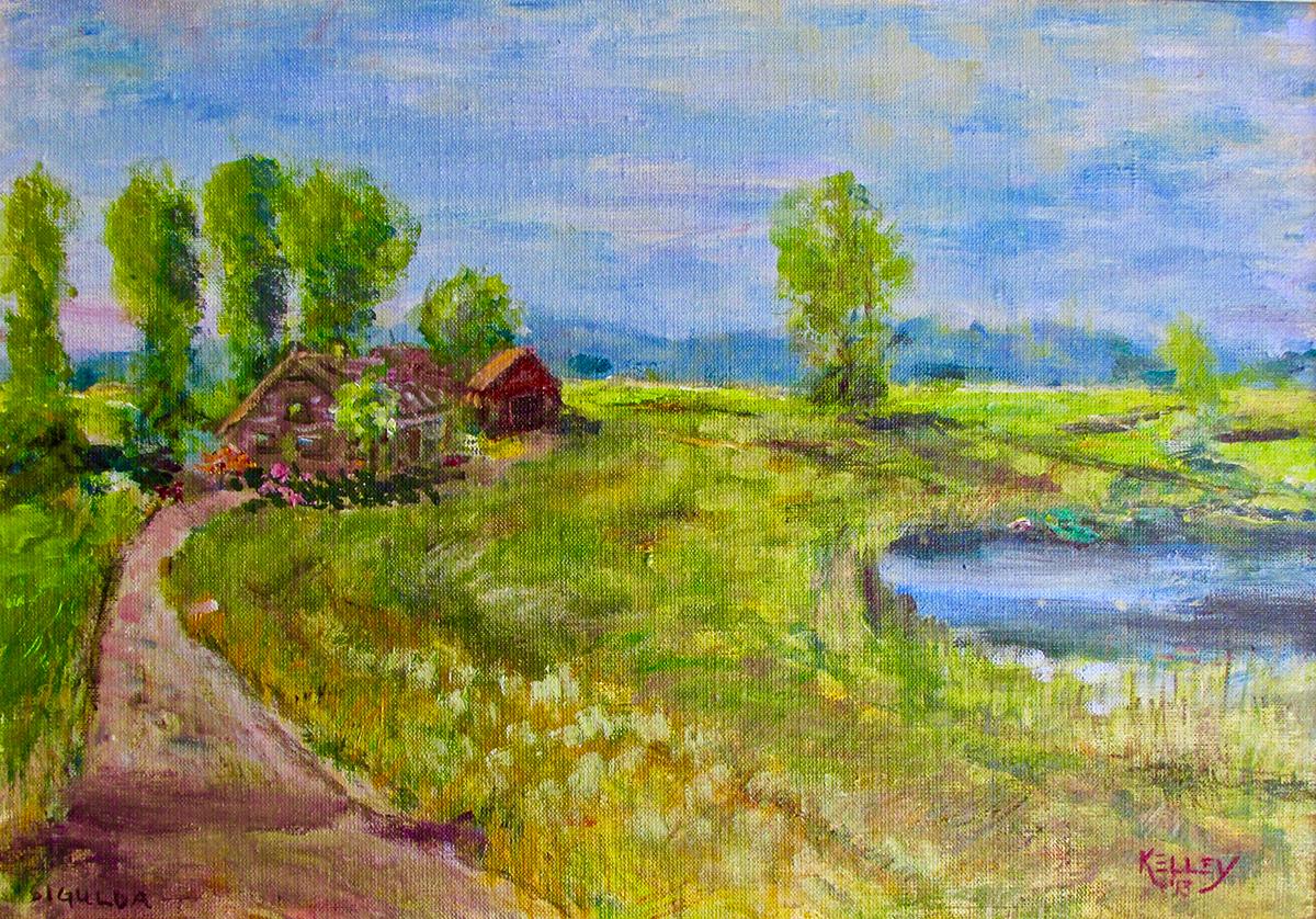 02-Charles-David-Kelley-Summertime-in-Sigulda