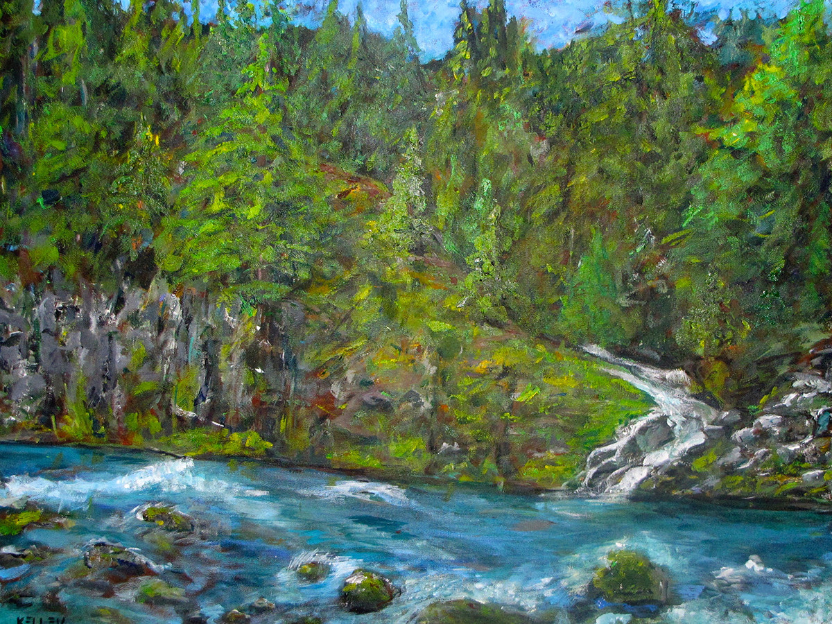 02-Charles-David-Kelley-Umpqua-River