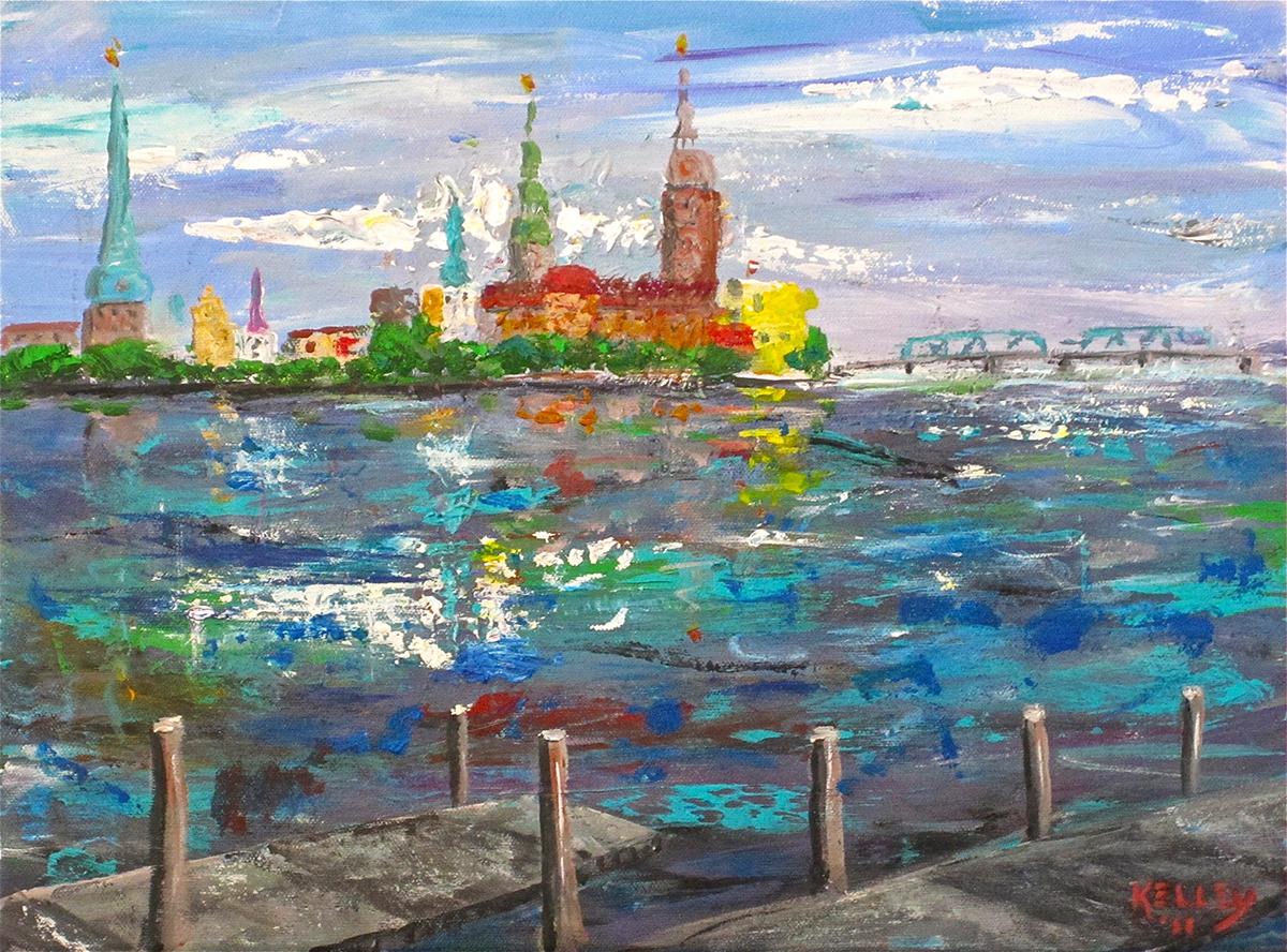 12-Charles-David-Kelley-Riga-Paris-of-the-North