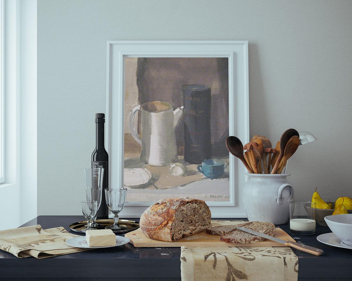 Live-kitchen